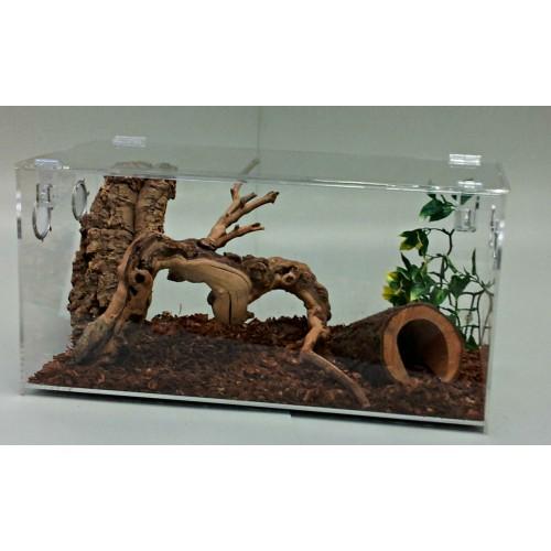 Reptile Enclosures Plastic Cages